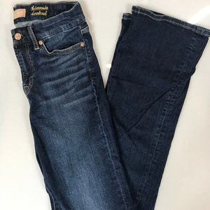 7 FOR ALL MANKIND b(air) kimmie boot cut size 28